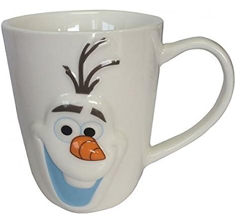 Frozen Mug, 3D Olaf Face: Amazon.co.uk: Kitchen & Home