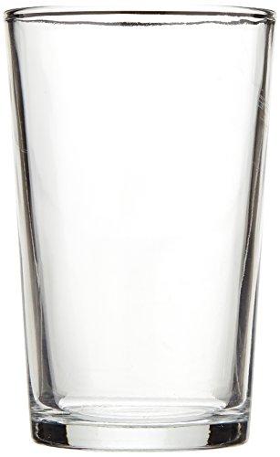 Duralex Chope Unie Wasserglas 200ml, ohne Füllstrich, 6 Stück