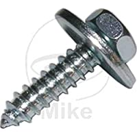 Dresselhaus 0/6036/001/4,8/19,0/ /51 Tornillo autoroscante para placas de metal 4,8x19mm