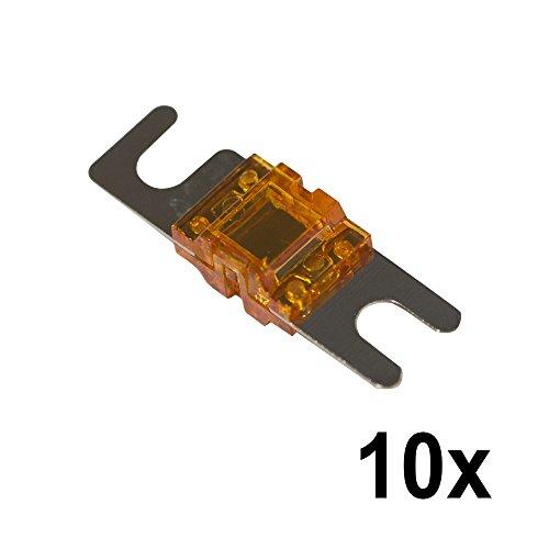 Stinger SELECT SSMIDI150B 150A Mini ANL Sicherung, 10 Stück Anl Stinger