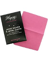 Hagerty Mini Jewellery Cleaning cloth gold & silver