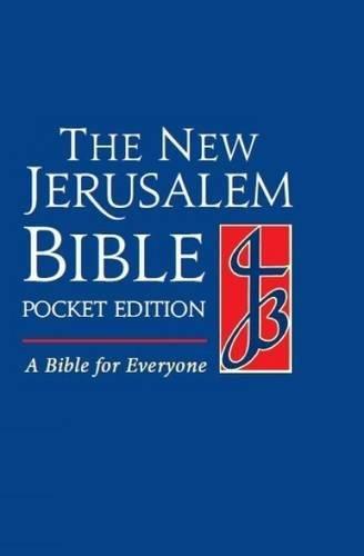 NJB Pocket Edition Cased Bible: New Jerusalem Bible