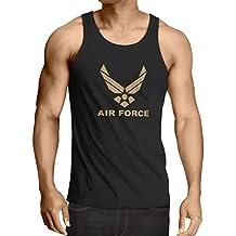 N4317V Camiseta sin mangas Air Force