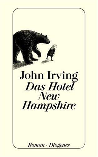 Buchseite und Rezensionen zu 'Das Hotel New Hampshire' von John Irving