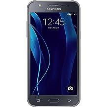 "Samsung Galaxy J5 - Smartphone libre Android (pantalla 5"", cámara 13 Mp, 8 GB, Quad-Core 1.2 GHz, 1.5 GB RAM), negro"