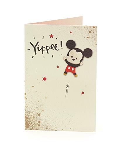 Carlton 601071–0-1disney Mickey Mouse Birthday Card Fissare I Prezzi In Base Alla Qualità Dei Prodotti
