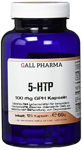Gall Pharma 5-HTP 100 mg GPH Kapseln, 120 Kapseln