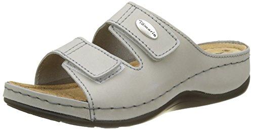 Tamaris 27510, Ciabatte Donna Grigio (Grey)
