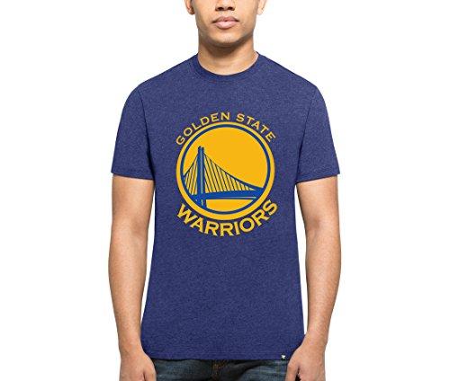 '47 Brand NBA GOLDEN STATE WARRIORS Club T-Shirt, Größe:XL