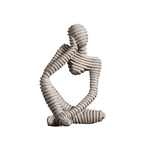 MEVIDA Abstracto Creativo El Pensador Figura