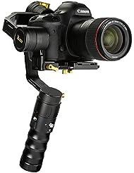 Ikan EC1Beholder 3axes Cardan Stabilisateur avec Encodeurs pour DSLR et Mirrorless Camera–Noir