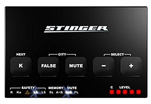 Stinger Laser (Card mit HD-Radarantenne, GPS und Laserset)