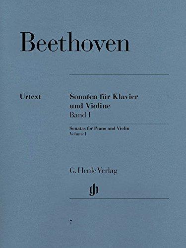 Sonaten für Klavier und Violine, Band I