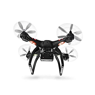 SYMTOP RC Quadcopter with WiFi FPV 8MP Camera 1080P Full HD - DOUBLE GPS(BLACK) from SYMTOP