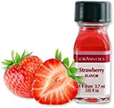 Strawberry Lorann Food Flavouring Oil 3,7ml