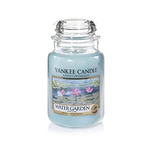 Yankee Candle Duftkerze Housewarmer Water Garden (623g)
