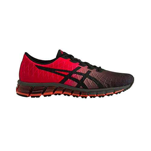ASICS Gel-Quantum 180 4, Chaussures de Running Homme, Rouge (Classic Red/Black 600), 42.5 EU