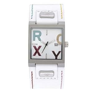 Roxy Ladies Analogue Sassy Watch W099JLAWHT With Leather Strap