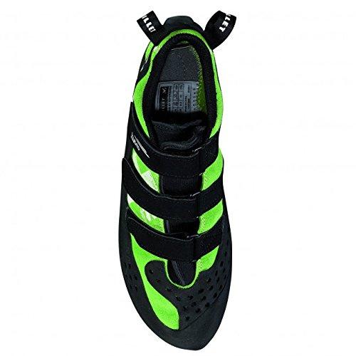 MILLET Hybrid Chaussures Montantes Homme Vert/Noir