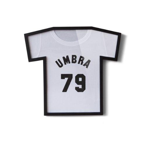 Umbra 315200-040  T-Frame Display Fotorahmen, schwarz (Weiße 70 T-shirt)