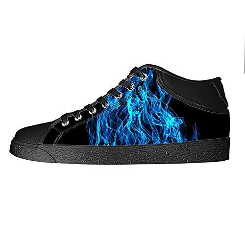 Segeltuchschuhe High Feuer Leinwand Sneakers Dalliy Schuhe C top Shoes turnschuhe up Lace Men's Canvas schuh BffqCv