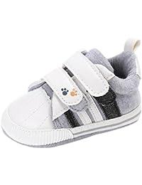 Zapatillas Bebé-Niños, Bluestercool zapatillas de estar por casa para Bebés zapato de lona niña zapatos zapatillas antideslizante suave único niño del bebé