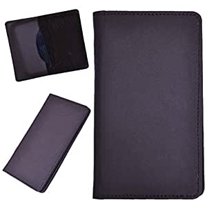 DCR Pu Leather case cover for Gionee Pioneer P4 (brown)
