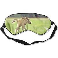 Eye Mask Eyeshade Horse Grassland Sleep Mask Blindfold Eyepatch Adjustable Head Strap preisvergleich bei billige-tabletten.eu