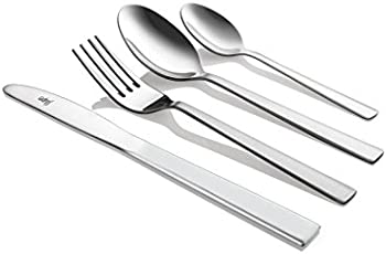 Shapes Koko Gleen Stainless Steel Cutlery Set of 24-Pieces Spoons and Forks
