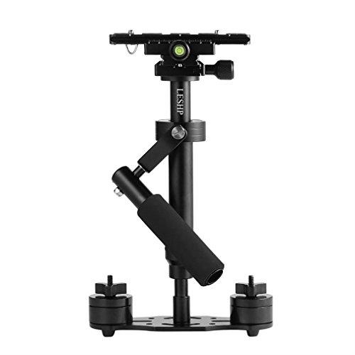LESHP Handstabilisator Kamera Schwebestativ für Canon Nikon Sony und andere DSLR Kamera