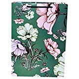 Arrow Paper Products 28 x 20 x 7.5 cm Popudi Flower Bags , Weddings, Birthday, Holiday Present (Pack of 10)