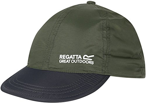 Regatta Great Outdoors Unisex Pack It Packaway Peak Kappe (Einheitsgröße)...