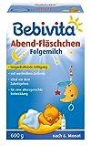 Bebivita Milchnahrung, Abend-Fläschchen, 4er Pack (4 x 674 g)
