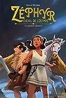 Zéphyr, cheval de l'Olympe, tome 2 : Le voleur céleste par George