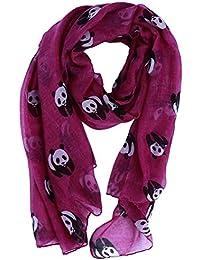 Amazon.fr   panda - Echarpes et foulards   Accessoires   Vêtements 0024a6c120e