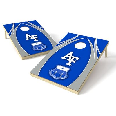 sas Jayhawks 2x 3Platinum College V Logo Holz Heckklappe Toss, 61x 91,4cm Multi (Bean Bag Toss Target)