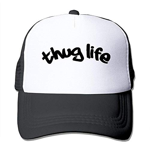 VTXWL Personality Caps Hats Miss Men's thuglife Thug Life Snapback Hats