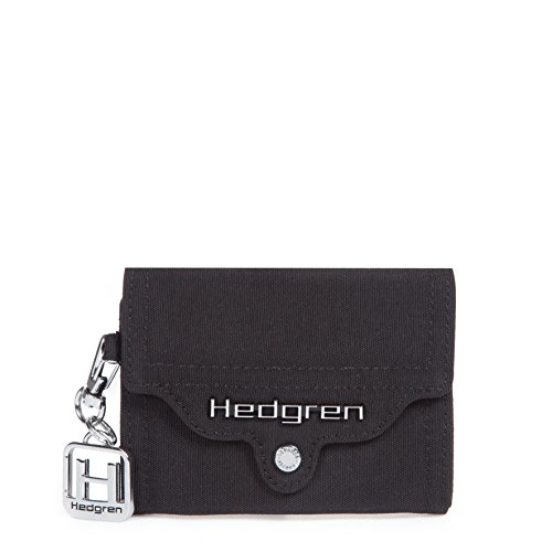 hedgren-wallet-long-bi-fold-with-card-pass-black