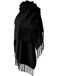 Amazon.fr   Rose Poudré - Echarpes et foulards   Accessoires   Vêtements 8c18707006d
