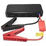 RAVPower Auto Starthilfe 500 A Spitzenstrom 12000mAh Batterie Ladegerät Tragbare USB Ladegerät Externer Akku