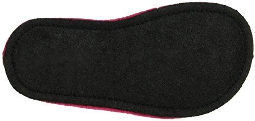 Softwaves Mädchen Hausschuh Pantoffeln Pink (580 CYCLAM)