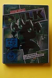 Hulk - (Limited Steelbook Edition) (German Import)