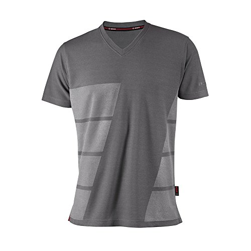 Bosch Arbeitsshirt, groß 2XL, farblos, XL, WTSI 06 T-SHIRT