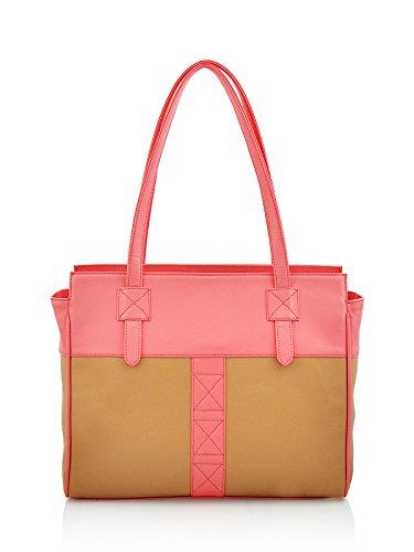Mark & Keith Pink Handbag (MBG 0551 PK BN)