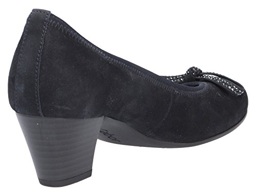 Gabor Shoes Gabor Basic, Escarpins Femme Bleu