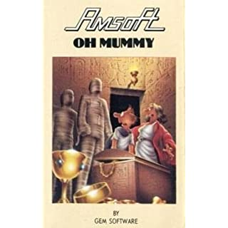 Oh Mummy - Cassette - Amstrad