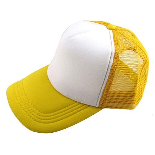 Cebbay Gorras de béisbol Sombrero de Hip Hop Casual de Malla Unisex Gorro  de Pescador 3a4c28d5be1