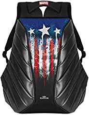 GODS Marvel Avengers Exclusive Xator 15.6 Inch Anti-Theft Laptop Backpack (Captain America)