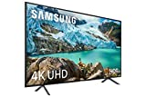 Samsung 4K UHD 2019 43RU7105 - Smart TV de 43' con Resolución 4K UHD, Ultra Dimming, HDR (HDR10+), Procesador 4K, One Remote Experience, apps en Exclusiva y Compatible con Alexa