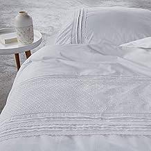 Suchergebnis Auf Amazonde Für Bettwäsche Weiß Spitze Mit Prime